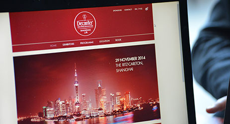 More top names sign up for Decanter Shanghai Fine Wine Encounter