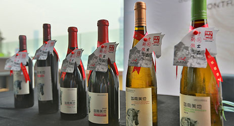 Summergate joins importers turning to Chinese wine