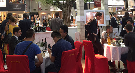 Vinexpo 2015: Chinese visitor numbers jump