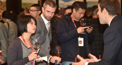 Young Chinese wine drinkers driving 'fundamental' change