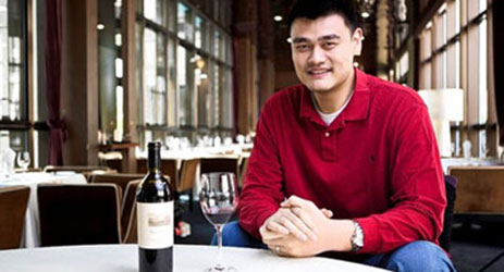 Yao Ming seeks $3m in crowdfunding to promote Napa wine