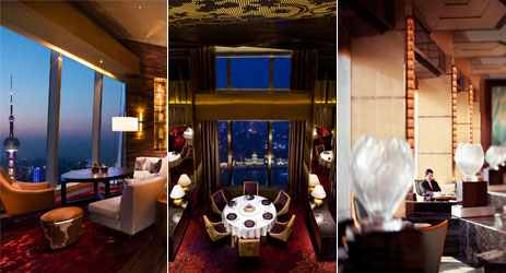 Decanter Shanghai Fine Wine Encounter: The Ritz-Carlton Dining Experience