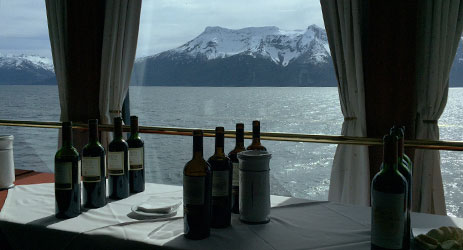 The Magical Mystery Tour - Chilean wine tastings among the glaciers