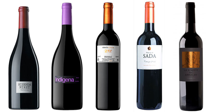 5 Spanish Garnacha from Decanter's panel tasting