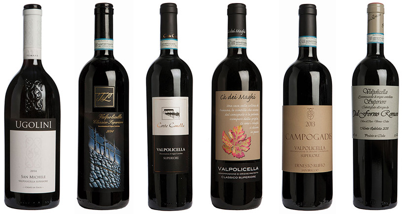 Eight Valpolicella Superiores to try