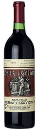 Heitz Wine Cellar, Martha's Vineyard Cabernet Sauvignon, Napa Valley, USA 2012