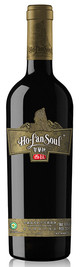 Ho-Lan Soul, Reserved Organic Shiraz, Helan Mountain East, Ningxia, China 2014