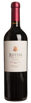 Rutini, Single Vineyard Cabernet Franc, Gualtallary 2014