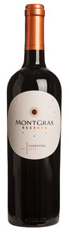 Montgras, MontGras Reserva, Central Valley 2016