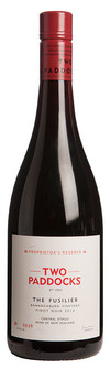 Two Paddocks, Proprietor's Reserve The Fusilier Pinot Noir, Bannockburn, Central Otago, New Zealand 2014