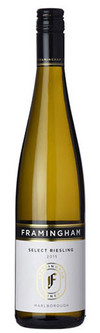 Framingham, Select Riesling, Wairau Valley, Marlborough, New Zealand, 2015