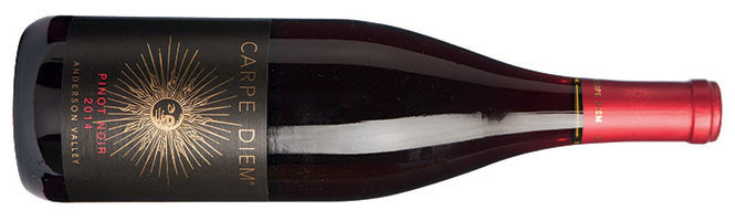 Carpe Diem, Pinot Noir, Anderson Valley, California 2014