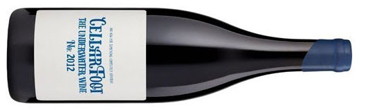 Lammershoek, Cellar Foot, The underwater wine, Swartland, Coastal Region, South Africa 2013