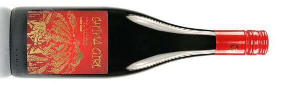 Crown Range Cellars, China Girl Pinot Noir, Bendigo, Centrol Otago, New Zealand 2014