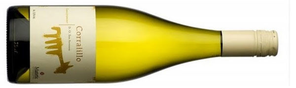 Matetic, Corralillo Riesling, Casablanca Valley, Chile, 2015