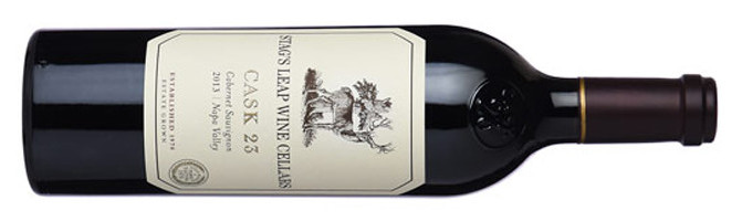 Stag's Leap Wine Cellars, CASK 23 Cabernet Sauvignon, Stag's Leap District, Napa Valley, California, USA 2013