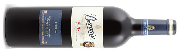 Beronia, Reserva, Rioja, Spain 2010