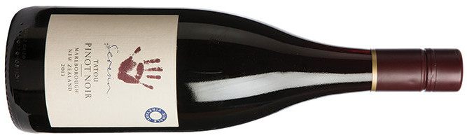 Seresin Estate, Tatou Pinot Noir, Marlborough, New Zealand 2013