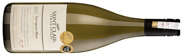 Saint Clair Family Estate, Wairau Reserve Sauvignon Blanc, Wairau Valley, Marlborough, New Zealand, 2015