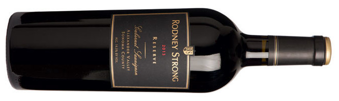 Rodney Strong, Reserve, Alexander Valley, Sonoma County, California, USA 2013