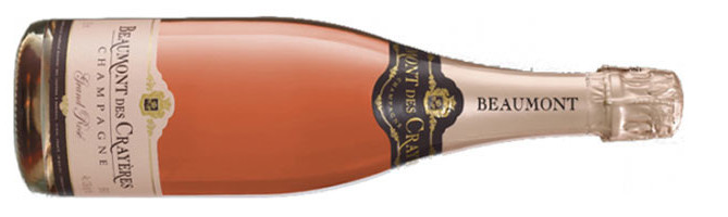 Beaumont des Crayères, Grand Rosé, Brut, Champagne, France NV