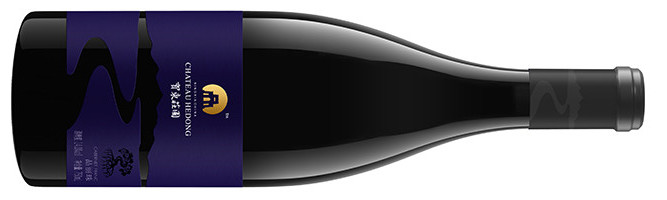 Ningxia, Helanshan Manor Cabernet Franc, Helan Mountain East, Ningxia, China 2014