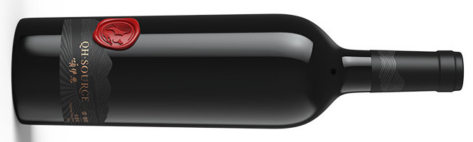 QH Source, Songdili Cabernet Sauvignon, Minhe, Qinghai, China 2016