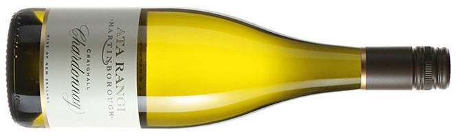 Ata Rangi, Craighall Chardonnay, Martinborough, New Zealand 2015