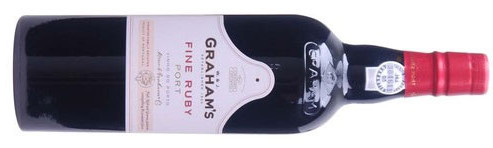 W&J Graham's Port, Ruby Port, Douro, Portugal NV